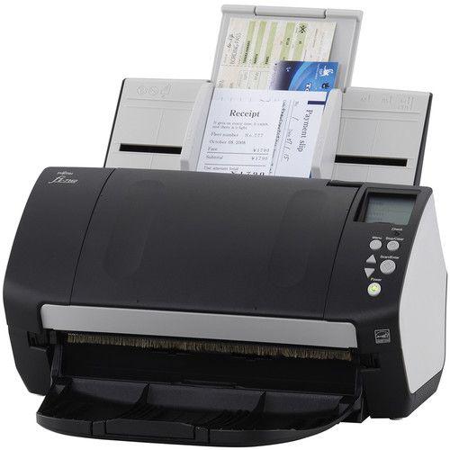 Scanner Fujitsu Fi-7160 A4 Duplex 60ppm Color