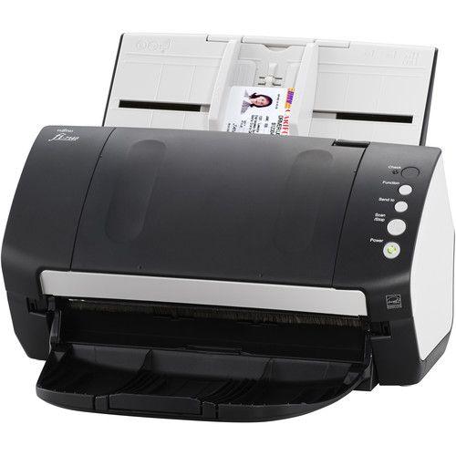 Scanner Fujitsu Image Fi-7140 A4 Duplex 40ppm Color