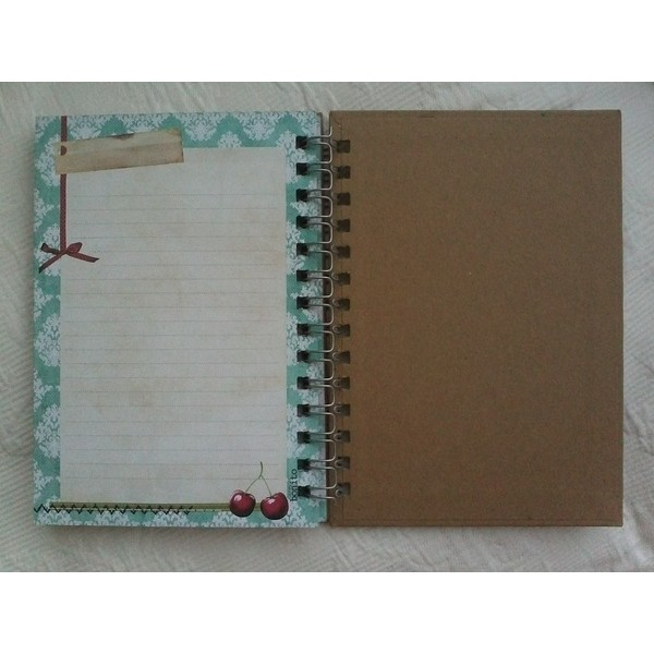 Caderno Cute