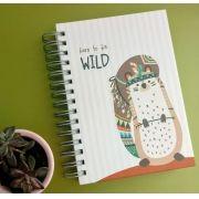 Agenda Born to be wild - Esquilo