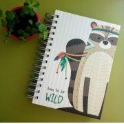 Agenda Born to be wild - Guaxinim