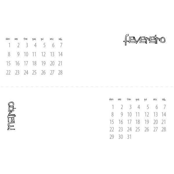 Calendário 2017 - Funtime