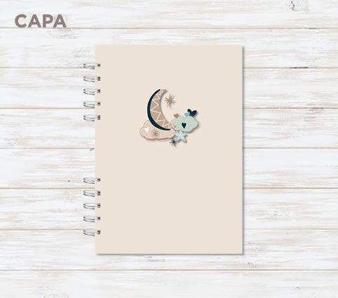 Caderno Coisas Boas - Luar