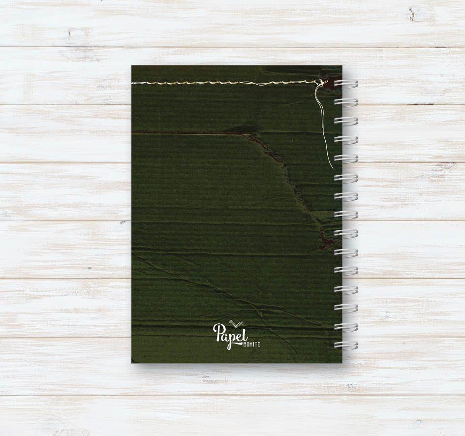 Caderno Nothing Else