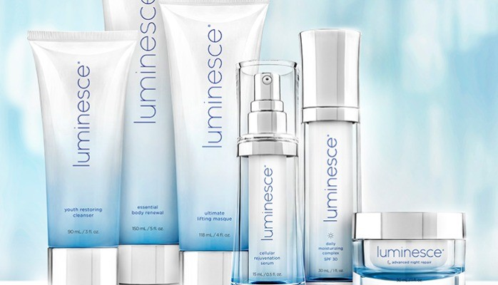 Kit Linha Luminesce Jeunesse Global