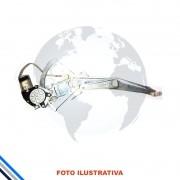 Maquina de Vidro Pt Diant Dir Elet C/Mot Gm Corsa/Sedan/Classic 1994-2016