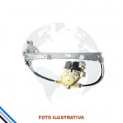 Maquina Vidro Dianteira Direita Citroen C4 2007-2013
