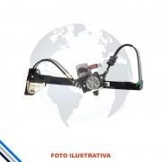 Maquina Vidro Dianteira Esquerda Ford Fiesta 2002-2014