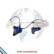 Maquina Vidro Dianteira Esquerda Vw Saveiro 2008-2016