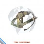 Maquina Vidro Pt Tras Dir Elet C/Mot Escort/Verona 90-96
