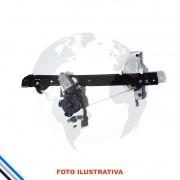 Maquina Vidro Traseira Esquerda Citroen C3 2013-2016