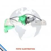Maquina Vidro Traseira Esquerda Vw Fox 2003-2009