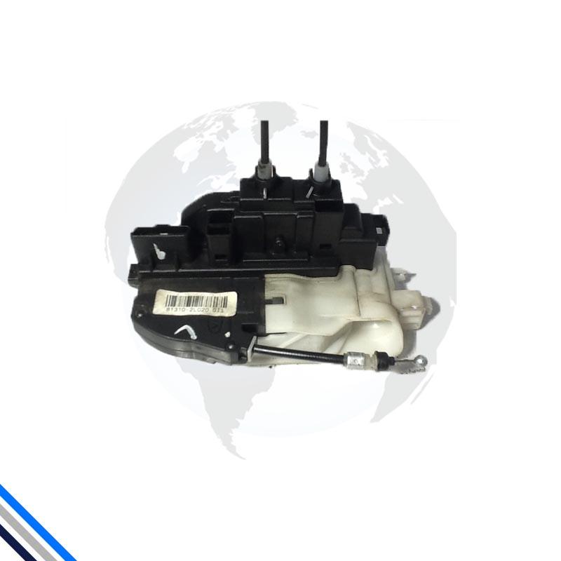 Fechadura  Pt Diant Esq Elet Hyundai I30 2008-2015 Original