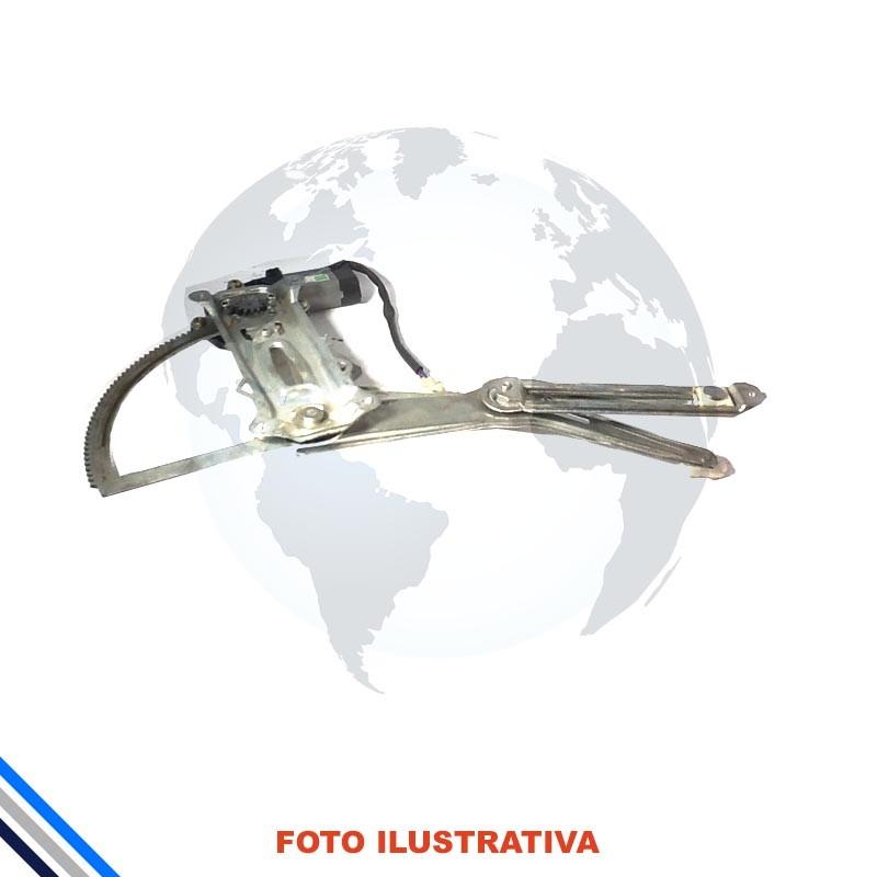 Maquina Vidro Dianteira Esquerda Gm Corsa Ii/Meriva 2002-2012