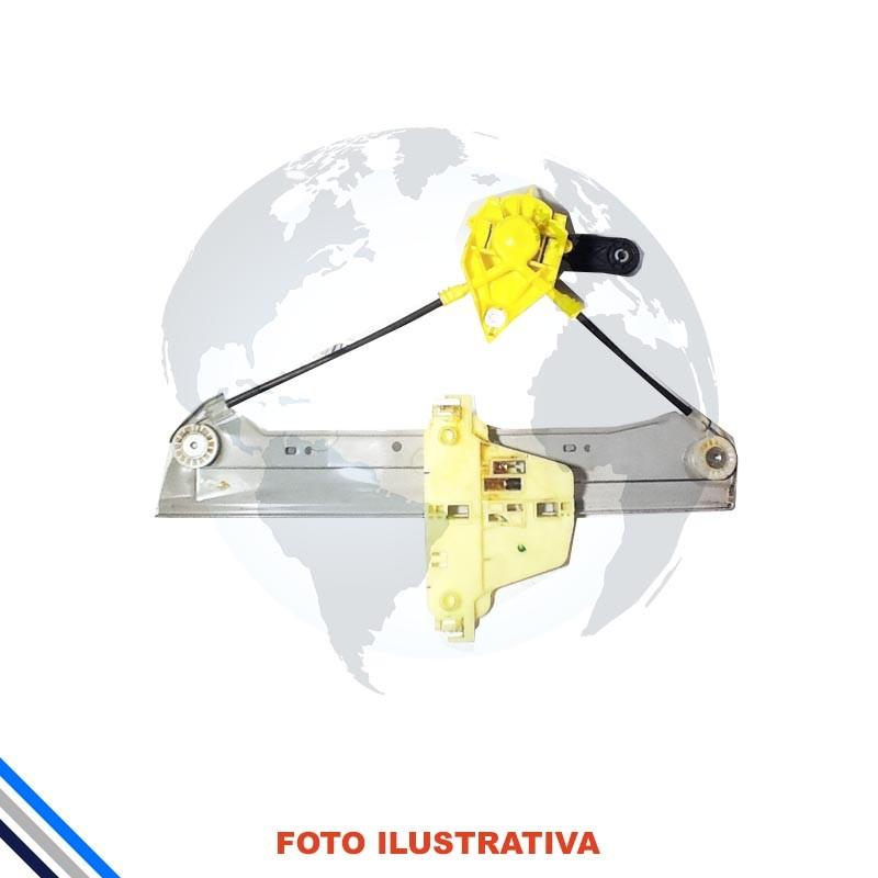 Maquina Vidro Porta Tras Dir Mec Volkswagen Gol/voyage 2008-2016