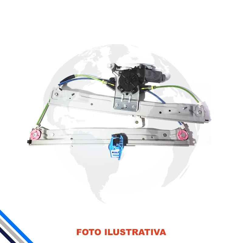 Maquina Vidro Pt Diant Dir  C/Motor  Aircross/C3 picasso 2010-2016 Original