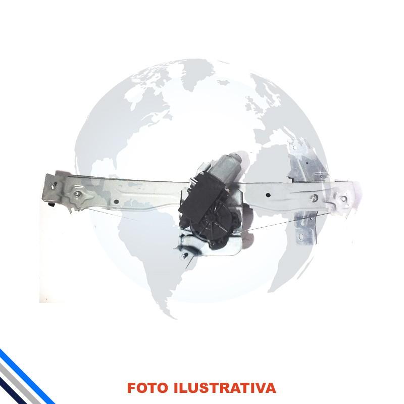 Maquina Vidro Pt Tras Dir C/Mot  Aircross/C3 picasso 2010-2016 Original