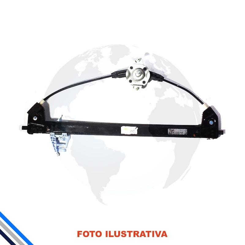 Maquina Vidro Pt Tras Esq Mec Fiat Uno 2010-2016 Original
