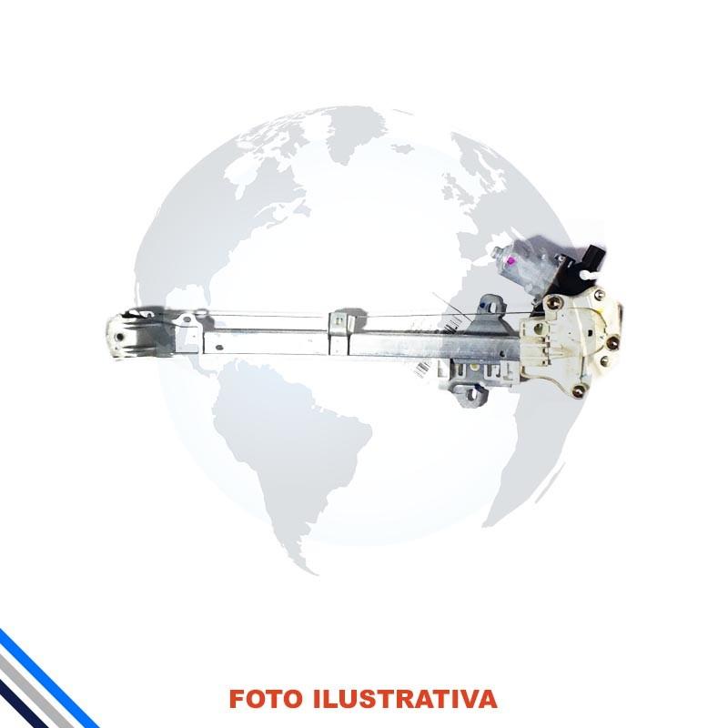 Maquina Vidro Traseira Esquerda Honda Civic 2012-2016