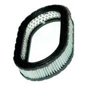 Elemento Filtrante para Filtro de Ar Oval - Cinza