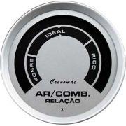 Manômetro Hallmeter Cronomac 52mm Racing
