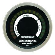 Manômetro Hallmeter Cronomac 52mm Sport