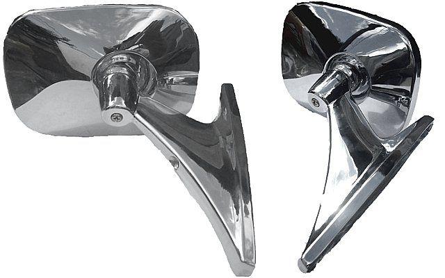 Espelho retrovisor Classic Car para Antigos /Adaptações / Restaurações ( Unidade )