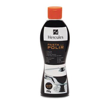 PASTA HERCULES P/ POLIR INOX - ALUMÍNIO - CROMADOS