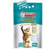 Areia Silica Gangs Micro  Gatos 1,6 Kg