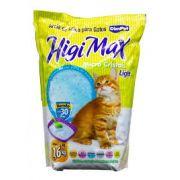 Areia Silica Higimax Fina para gatos  1,6 Kg