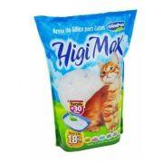 Areia Sílica Higimax Grossa para gatos 1.6k