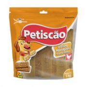 Bifinho Petiscão Petisquinho Frango  Tablete1 kilo