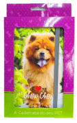 Cãoderneta Pet Chow Chow