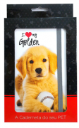 Cãoderneta Pet Golden Filhote