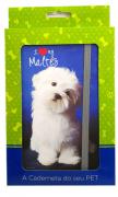Cãoderneta Pet Maltês