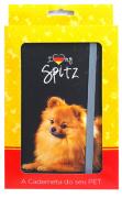 Cãoderneta Pet Spitz