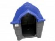 Casa Plástica Muvuca N.00 Azul e Cinza
