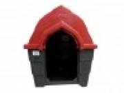 Casa Plastica Muvuca N.1 Vermelha e Cinza