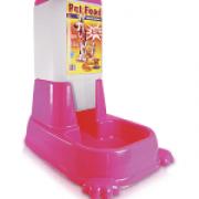 Comedouro Automático Pet Food 2,5kg (cor roxo)