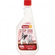 Educador Sanol Stop Dog para Cães e Gatos 500ml
