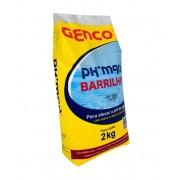 Elevador de ph (Barrilha) Genco PH+ Mais - 2kg - Piscinas