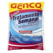 Genco Super Tratamento Semanal 400g para piscinas