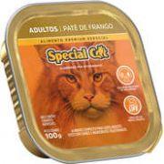 Patê Special Cat Frango para Gatos Adultos 100g