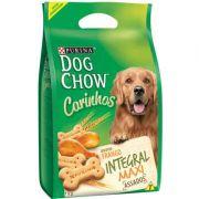 Petisco Nestlé Purina Dog Chow Carinhos Integral Maxi Frango para Cães Adultos Raças Grandes 1k