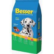 Ração Besser Natural Premium para Cães Filhotes 10k