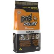 Ração Dog Power Frango e Arroz Sênior (à partir de 7 anos) 15kg