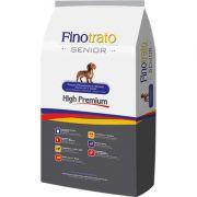 Ração Finotrato Prime Sênior Premium Especial para Cães Raças Pequenas e Médias 10.1k