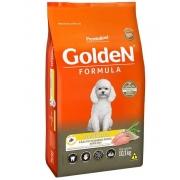 Ração Golden Formula Cães Adultos peru e Arroz Mini Bits 3k