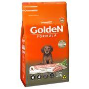 Ração Golden Frango & Arroz Cães Pequenos Filhotes 3k