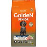Ração Golden Senior Frango e Arroz Cães Pequenos 7+ 10.1 k